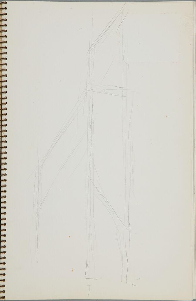 Sketchbook, (W351.1-26), 1978