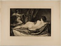 Venus With The Mirror