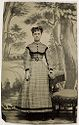 Untitled (Full-Length Portrait Of Young Woman)