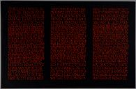 Calligraphy: Calligraphy sheet, (W92)