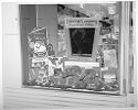 Untitled (Store Window Containing Pen And Ink Display)