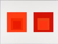 Untitled (Red Squares)