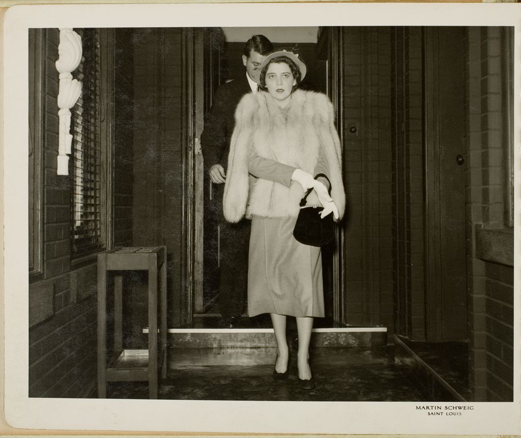 Untitled (Bride In Plain Clothes)