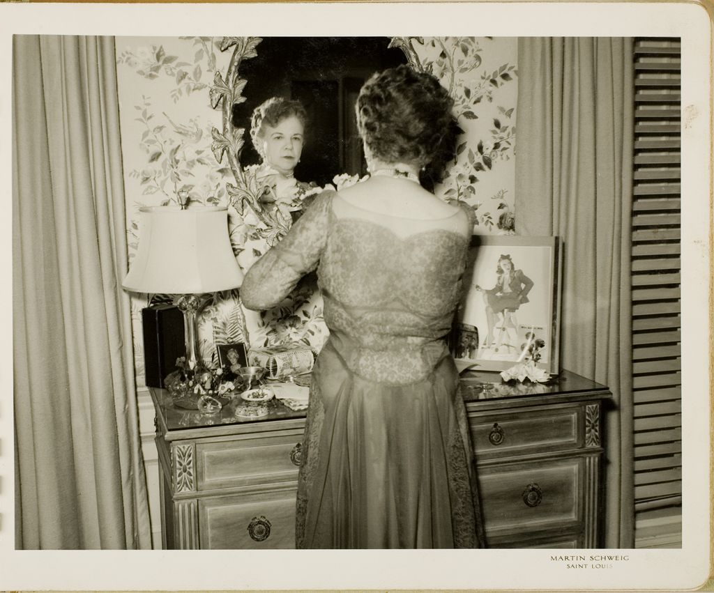 Untitled (Woman At Mirror)