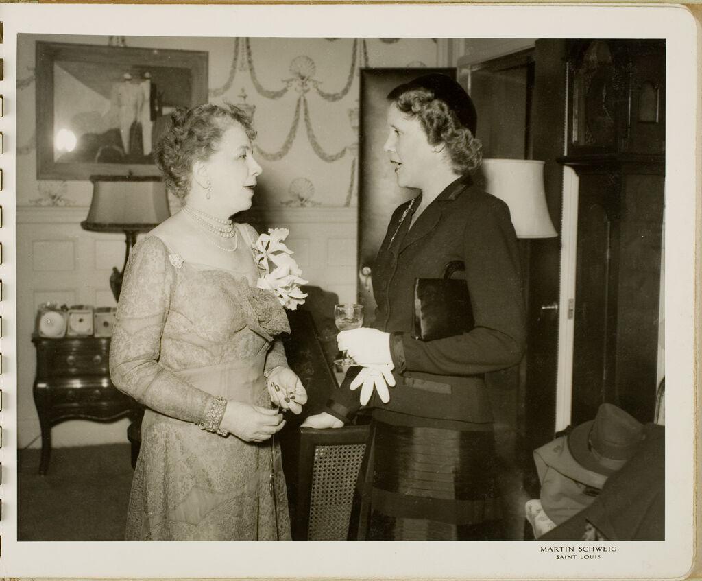 Untitled (Two Women Talking)