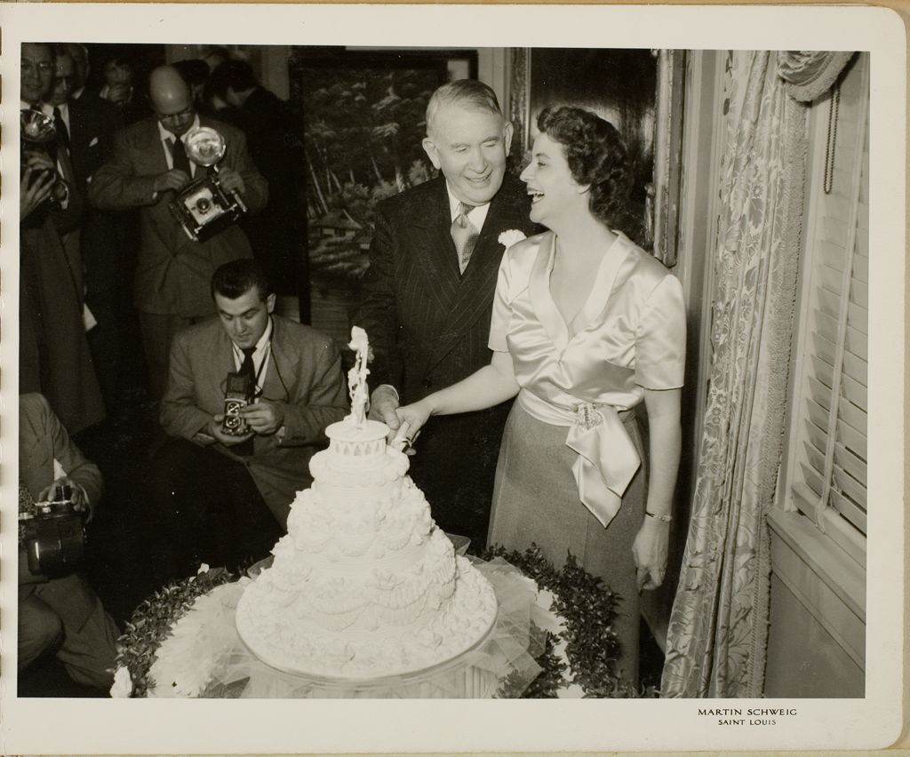 Untitled (Cutting The Cake)