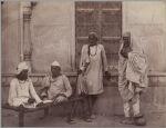 Untitled (Sadhs, Hindu sect, Rajasthan)