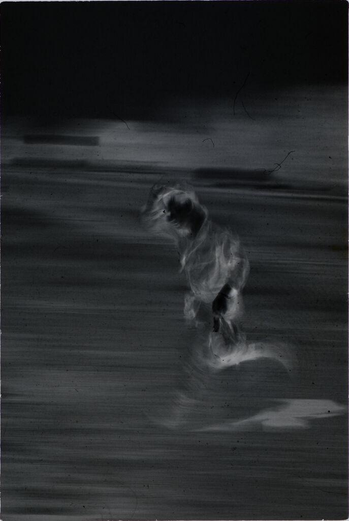 Untitled (Soldier Running Through Field, Vietnam)