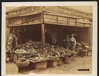 Work 19 of 27 Title: Fruit shop Date: ca. 1888