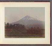 Work 3 of 26 Title: Sudzukawa and Fuji Creator: Kajima, Seibei Date: 188-?