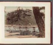 Work 8 of 26 Title: Toget's Bridge in Arashiyama, near to Ki... Date: ca. 1890