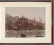 Work 9 of 26 Title: Kinkakuji, Kioto (a temple) Date: ca. 1890