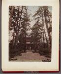 Work 13 of 26 Title: Nanzenji, Kioto Date: 188-?