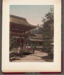 Work 15 of 26 Title: Kamigamo, Kioto Date: 188-?