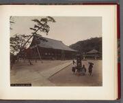 Work 17 of 26 Title: Chion-in garden, Saikio Date: 188-?