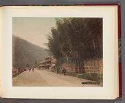 Work 18 of 26 Title: Arashiyama, Kioto Creator: Attributed to Ogawa, Kazumasa Date: ca. 1887