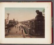 Work 21 of 26 Title: Gion-machi, Kioto Creator: Attributed to Farsari, Adolfo Date: ca. 1890