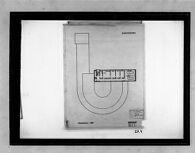 Municipal Employment Office, Dessau, 1927-1929: Upper floor plan, 1:100