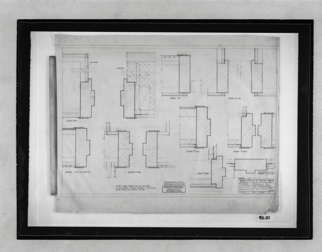 From the Harvard Art Museums\' collections Frank Residence ...