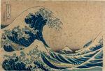 Under the Wave off Kanagawa (Kanagawa oki nami ura), from the series Thirty-Six Views of Mount Fuji (Fugaku sanjūrokkei)
