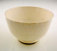 Deep Circular Bowl with Straight Sides
