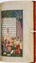 Illustrated Manuscript Of The Complete Works Of Sa'di