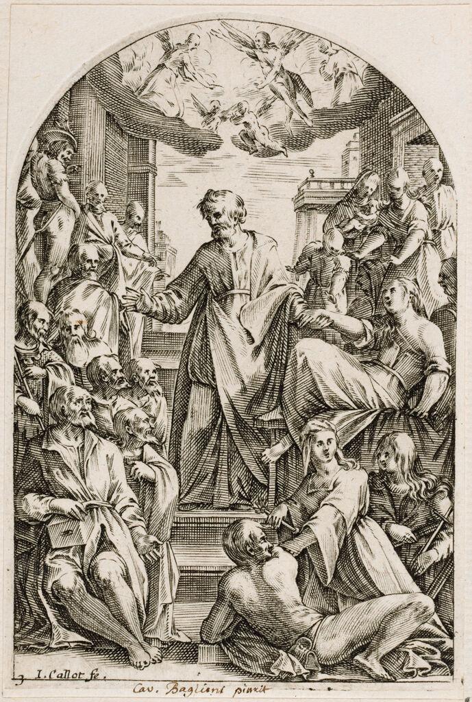 Saint Peter Reviving Tabitha