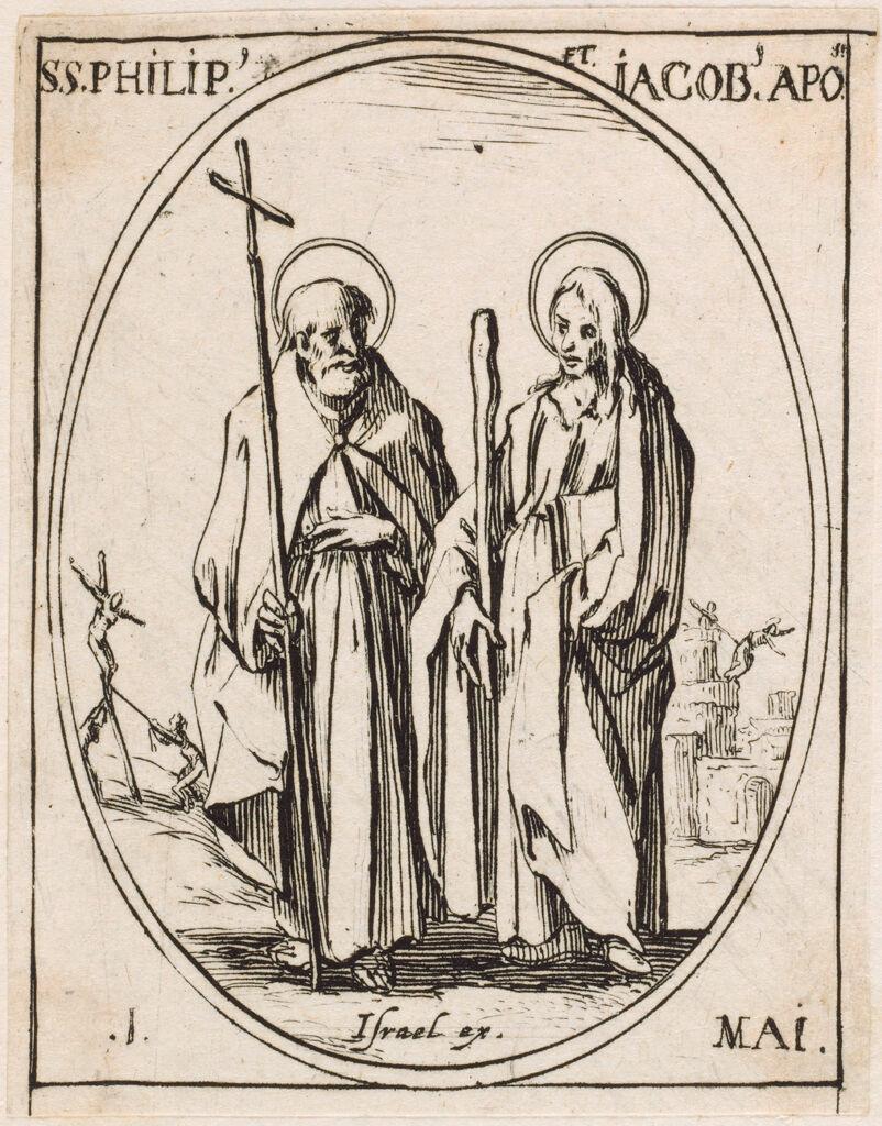Saints Philip And John The Evangelist