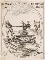 Saints Jonas And Barachisius