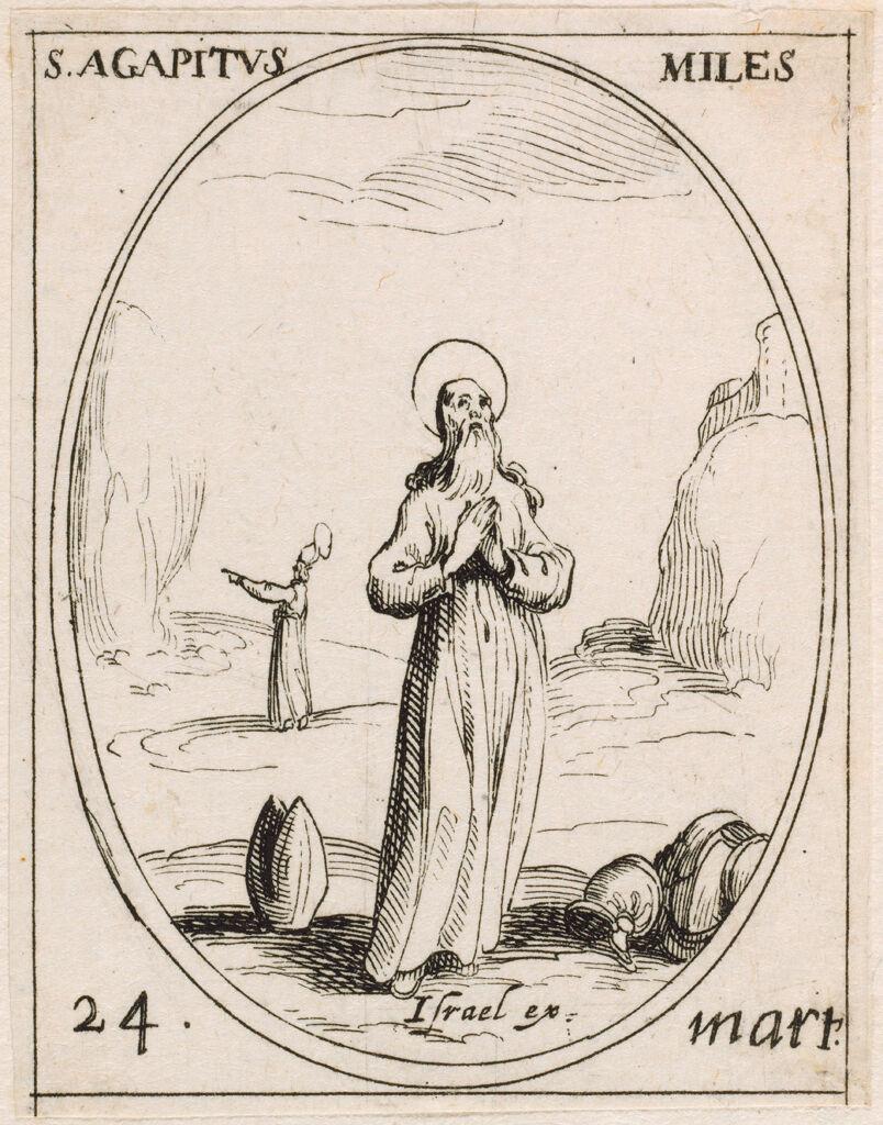 Saint Agapitus