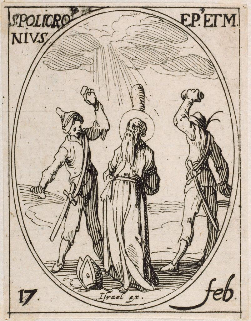 Saint Polychronius