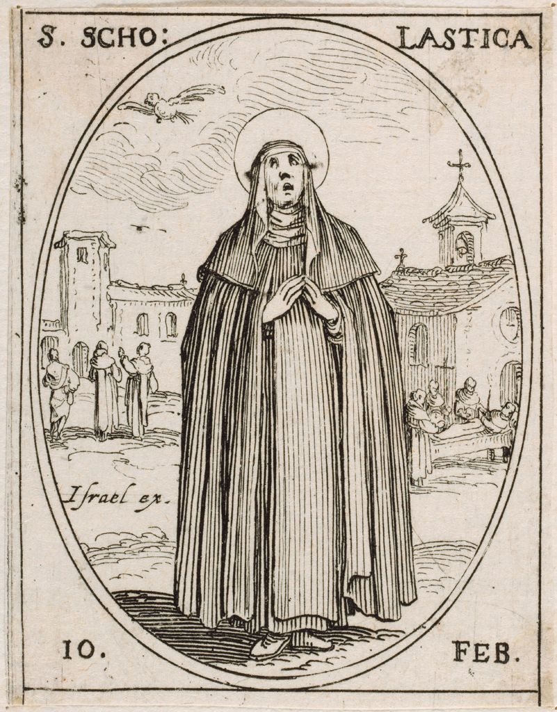 Saint Scholasticus