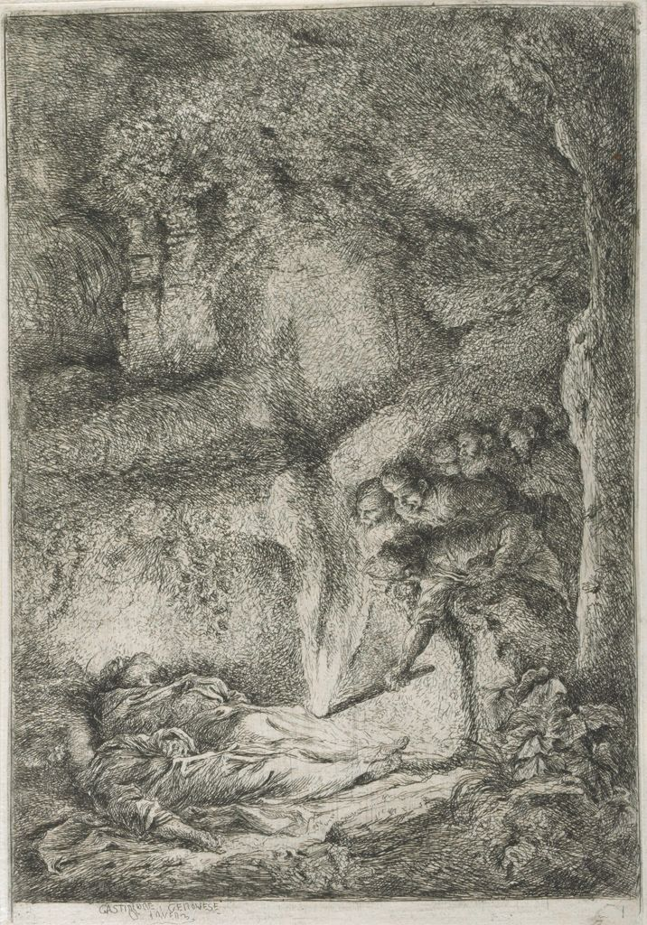 The Discovery Of The Bodies Of Saint Peter And Saint Paul
