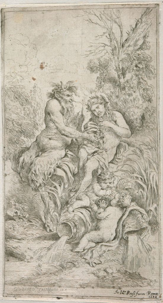 Pan And Olympus