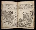 Great Illustrated Encyclopedia, Revised And Enlarged (Sōbo Tōsho Kinmō Zui Taisei), Vol. 6
