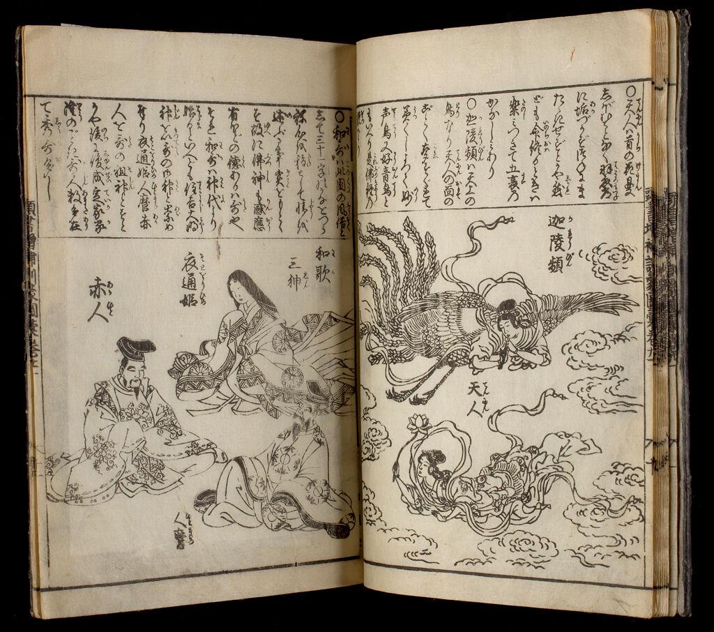 Great Illustrated Encyclopedia, Revised And Enlarged (Sōbo Tōsho Kinmō Zui Taisei), Vol. 10