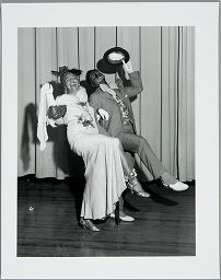 Untitled (Couple Dancing, Man In Blackface)