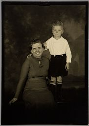 Untitled (Mother And Son)