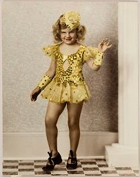 Untitled (Girl In Yellow Dance Costume)
