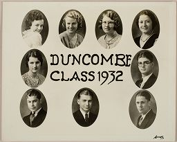 Untitled (Duncombe Class Of 1932)