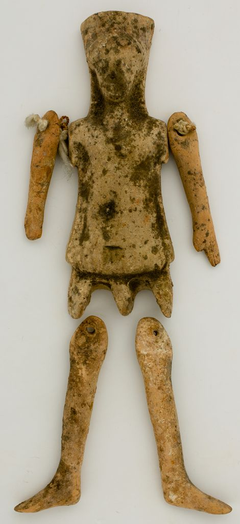 Dancing Woman With Articulated Limbs