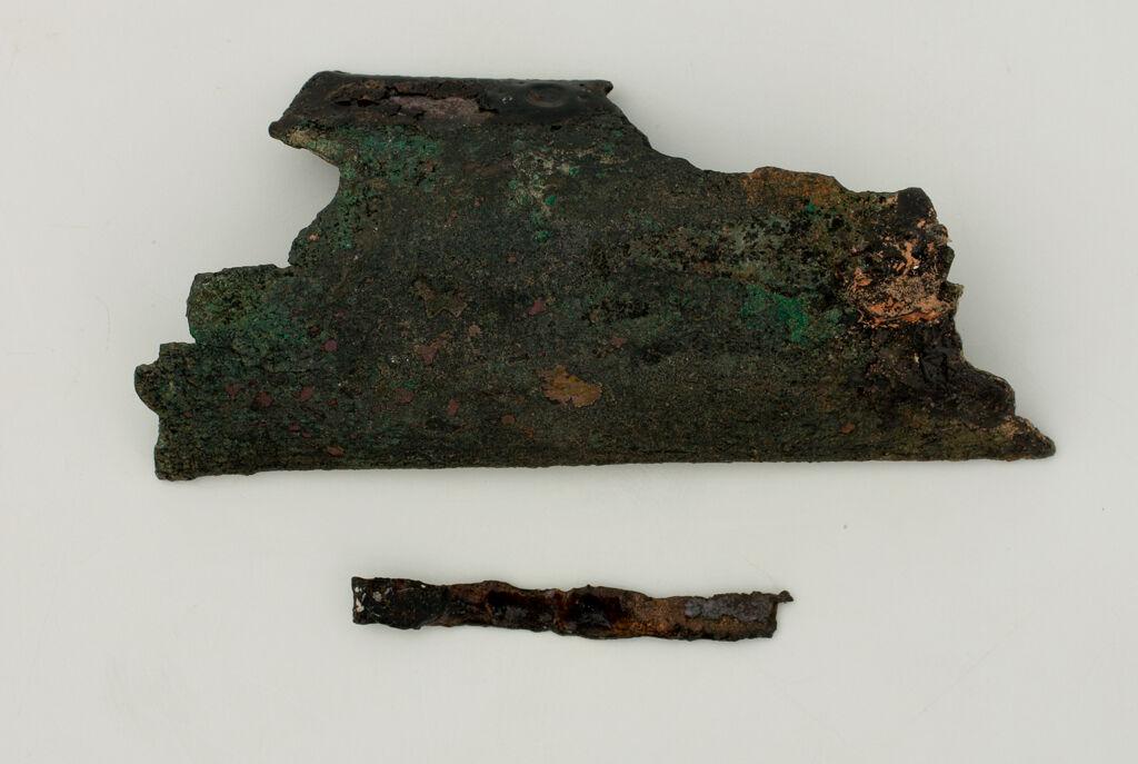 Strigil (Scraper) Fragment