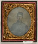 Untitled (young Civil War soldier)