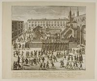 Auto-Da-Fé In Palermo (April 6, 1724)