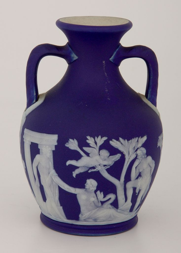 Miniature Copy Of The Portland Vase