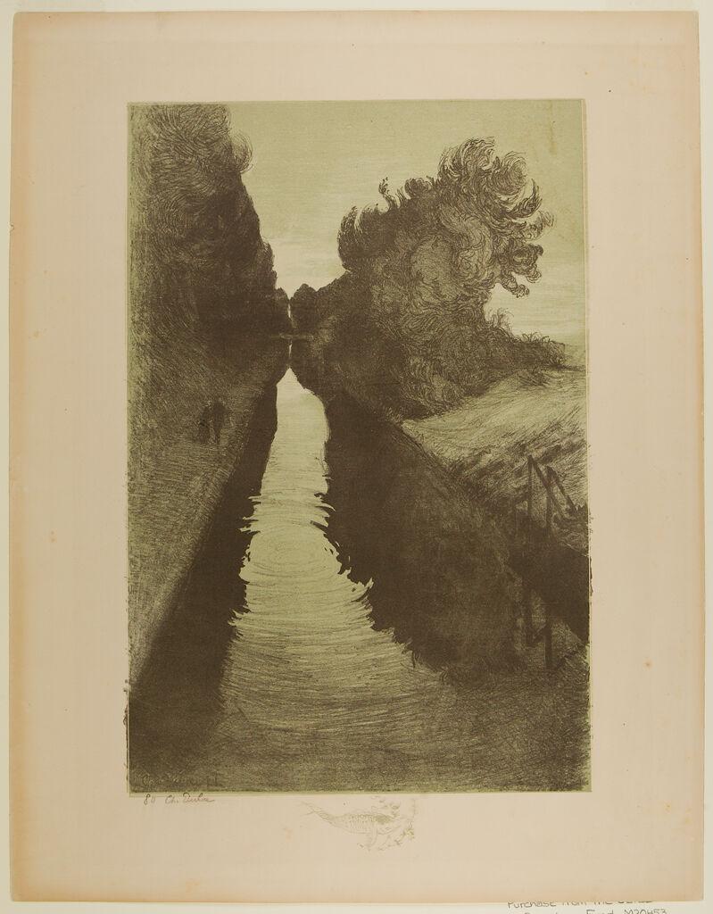 Landscape, Remarque: A Fish