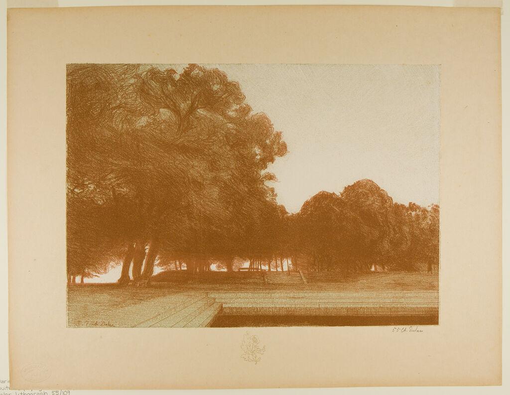Landscape, Remarque: Poppies