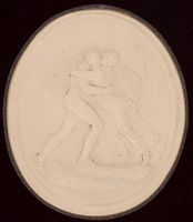 Leander And Hero, After Gibson