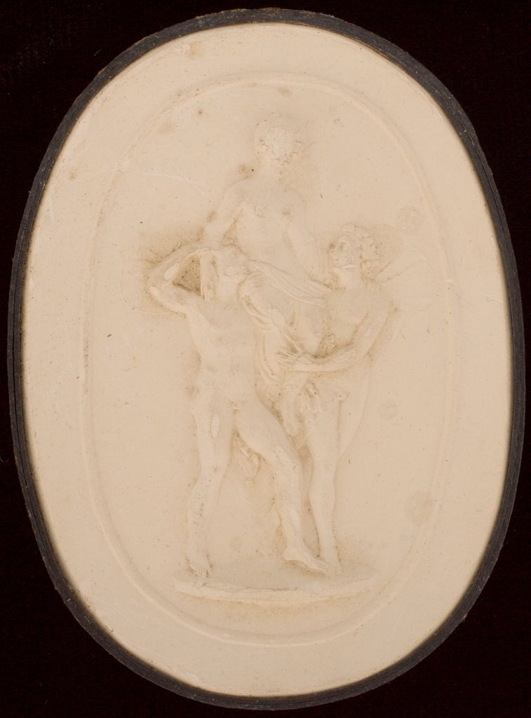 Psyche Carried Off By Zephyrs, After Gibson