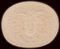 Head Of Medusa, From The Farnese Cup